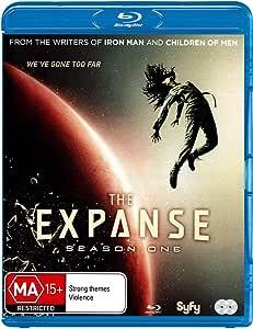 The Expanse: Season 1 (Blu-ray)