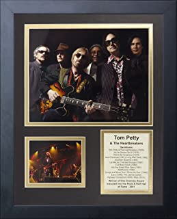 Legends Never Die'Tom Petty and The Heartbreakers' Framed Photo Collage, 11 x 14-Inch
