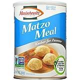 Manischewitz Matzo Meal Passover Canis, 16 oz