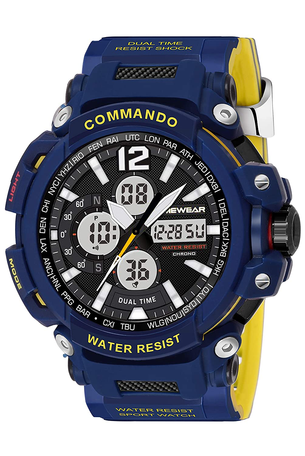 TIMEWEAR best sports watches for men in India