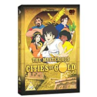 Mysterious Cities of Gold-Seri