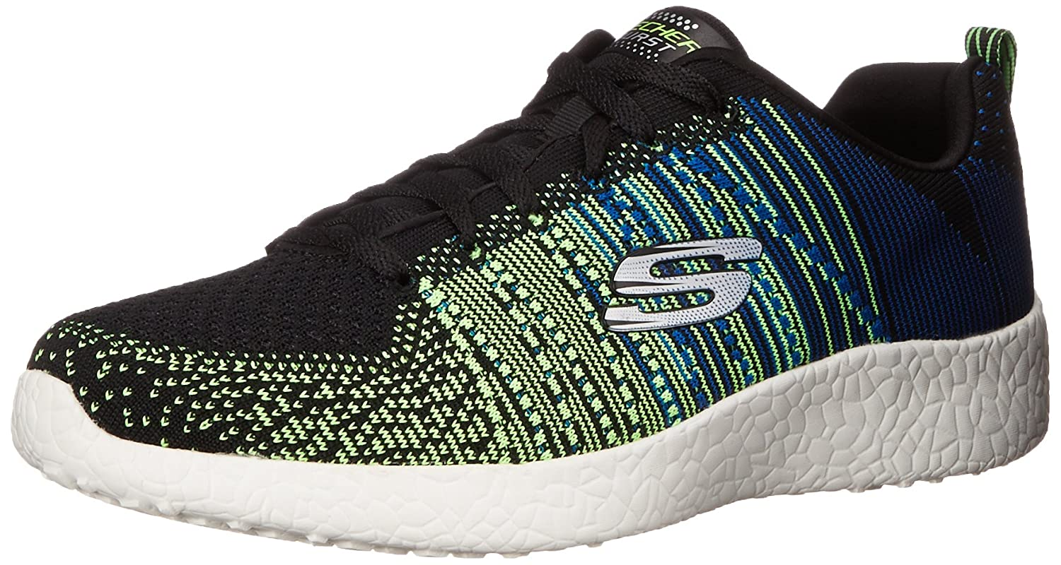 Amazon.com | Skechers Sport Men's Energy Burst In The Mix Sneaker | Road  Running