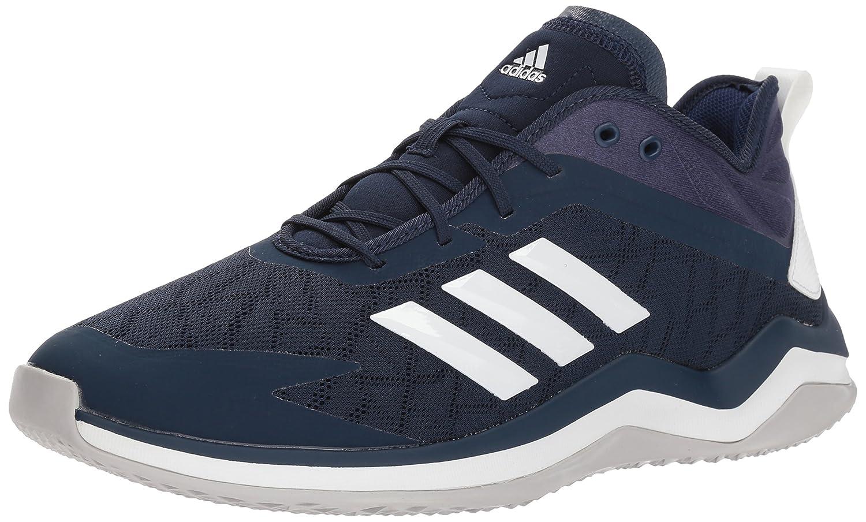 adidas Men's Speed Trainer 4 Baseball Shoe B07692RKGT 8 D(M) US|Collegiate Navy/Crystal White/Dark Blue-sld