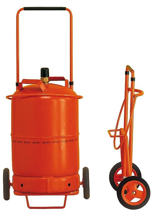 DEVESA Carro portabombona de butano 103: Amazon.es: Bricolaje y herramientas