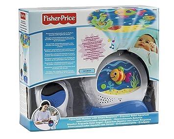 Fisher-Price Baby Gear h7179 Monitor Acuario Dulces sueños: Amazon.es: Juguetes y juegos