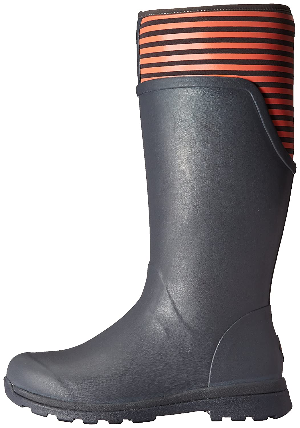 Muck Boot Women's Cambridge B(M) Tall Snow B01NATH7OZ 10 B(M) Cambridge US|Gray With Coral Stripe 2093ce