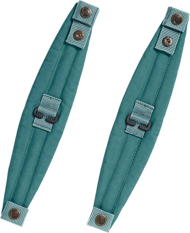 Fjallraven Kånken Shoulder Pads Accessories Bags and Backpacks, Unisex Adulto, Frost Green, OneSize