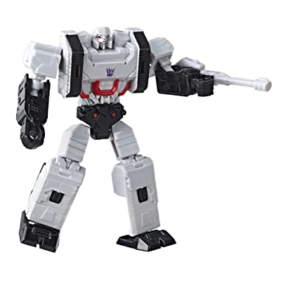 Transformers Authentics Decepticon Megatron Action Figure, 4 Inches: Toys & Games
