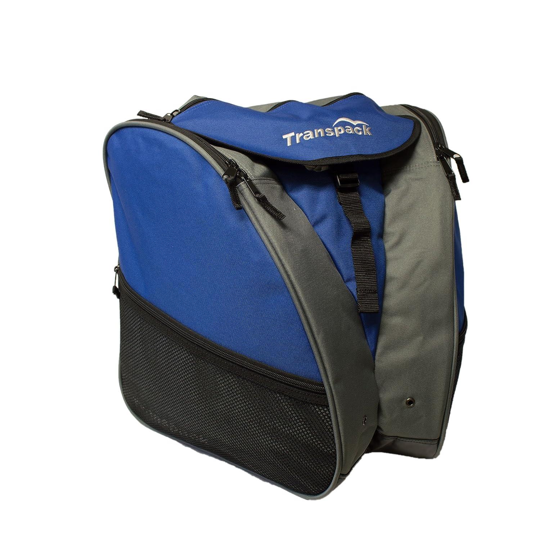 Transpack xt1 Ski Boot Bag B07584NWXT ネイビー/グレー ネイビー/グレー