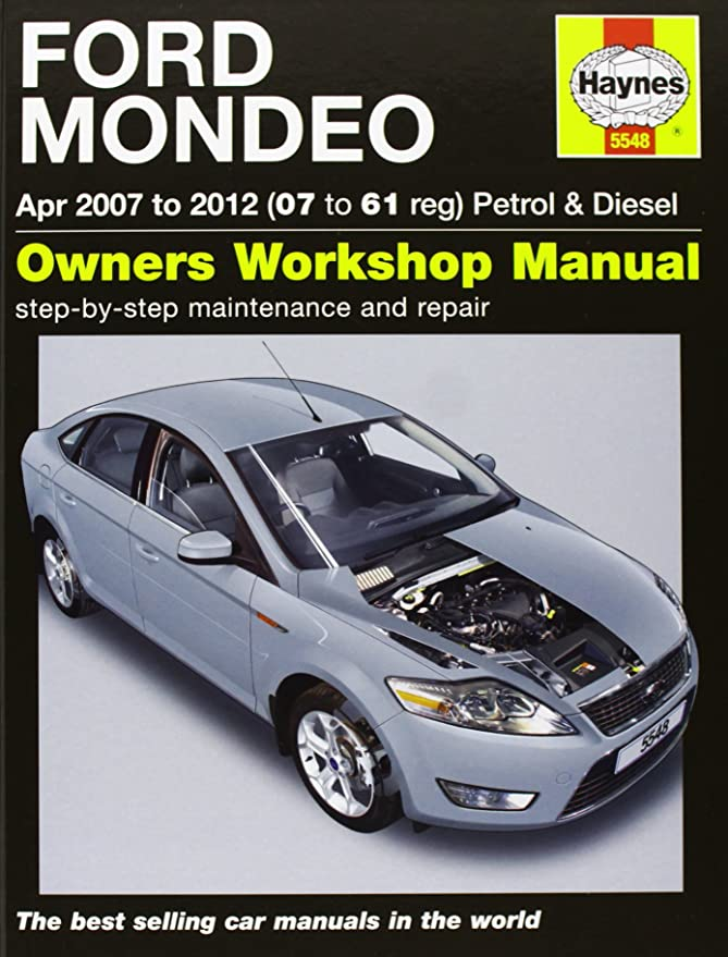 ford mondeo petrol diesel service and repair manual 2007 2012 rh amazon co uk manual de reparatii auto online manual de reparatii auto online