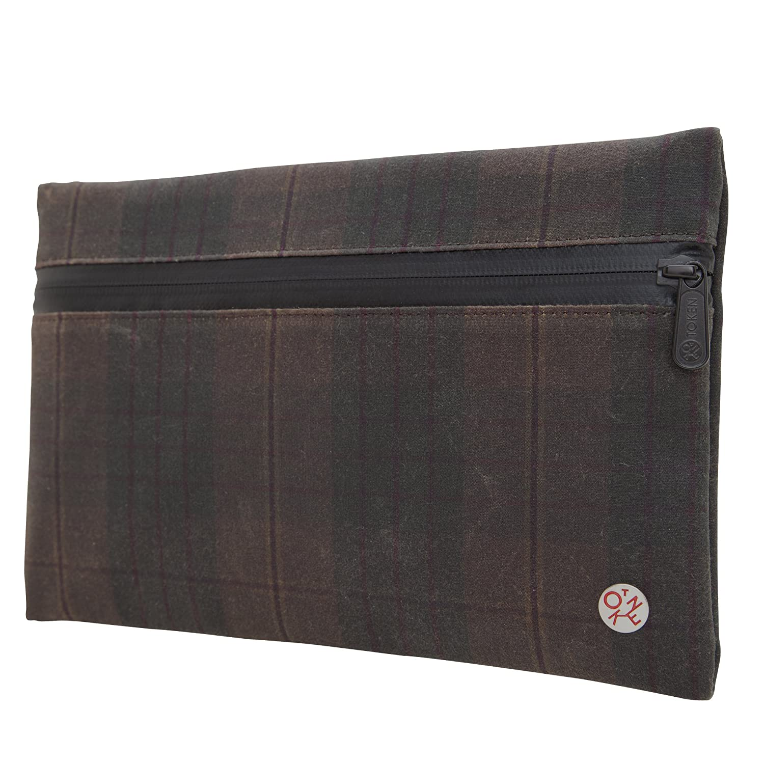 Black Token Bags Grand Central Wax Travel Kit One Size