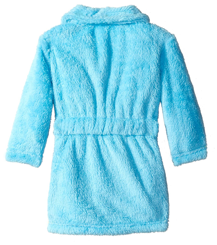 Baby Bunz Baby Girls 3 Pieces Unicorn Dreams Robe and Pajama Set