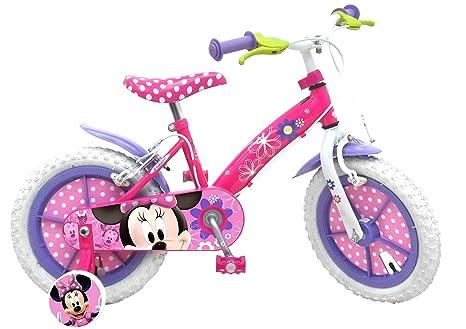 Bicicletta Minnie 14 Toys