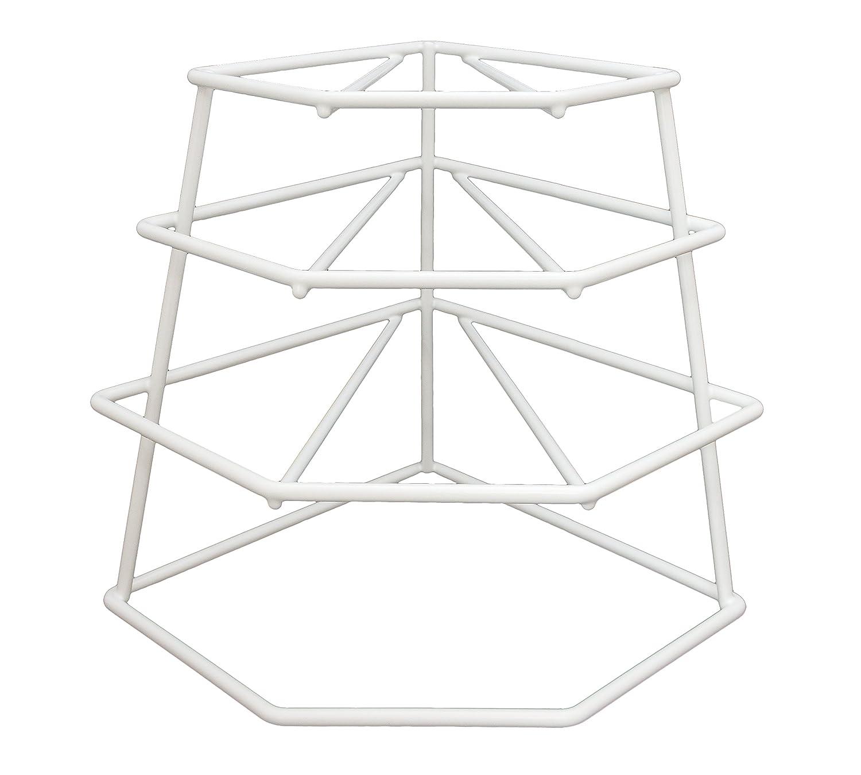 Delfinware Plate Stacker, White 2007 W