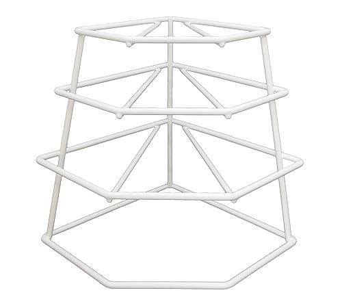 Polytherm Undershelf Baskets: Metaltex Sierra Frying Pan Rack: Amazon.co.uk: Kitchen & Home
