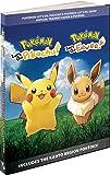 Pokémon Let's Go, Pikachu! & Pokémon Let's Go, Eevee!: Official Trainer's Guide & Pokédex - Official European English Version