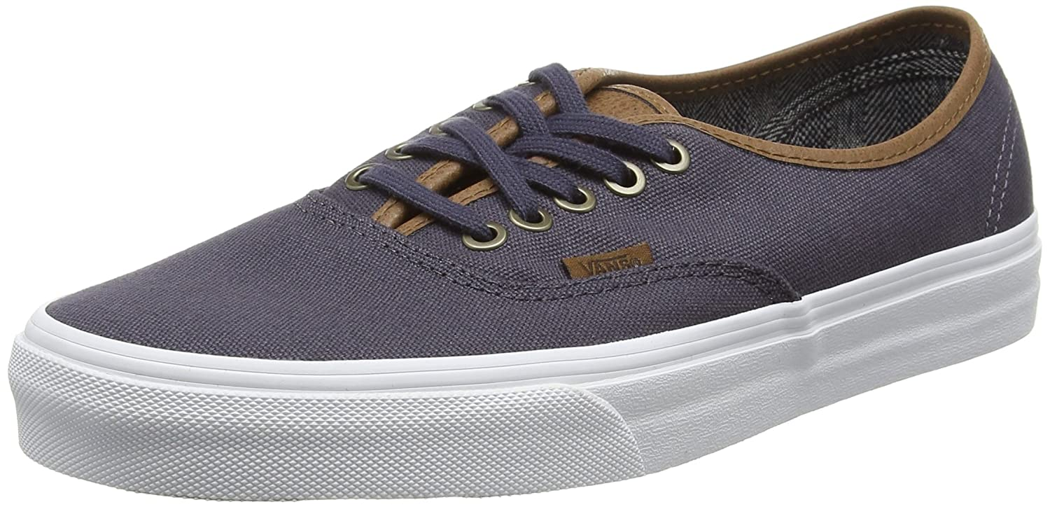 [バンズ] スニーカー Women's AUTHENTIC (Pig Suede) VN0A38EMU5O レディース B0198WCR3I PERISCOPE/TRUE WHITE 11.5 B(M) US Women / 10 D(M) US Men 11.5 B(M) US Women / 10 D(M) US Men|PERISCOPE/TRUE WHITE