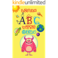 Learn ABC with GERO: Teach your children the alphabet | For Preschool and Toddlers (English Edition)