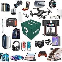 Mystery box, elektronische blinde doos willekeurig, bevat onverwachte geschenken, zoals drones, slimme horloges…