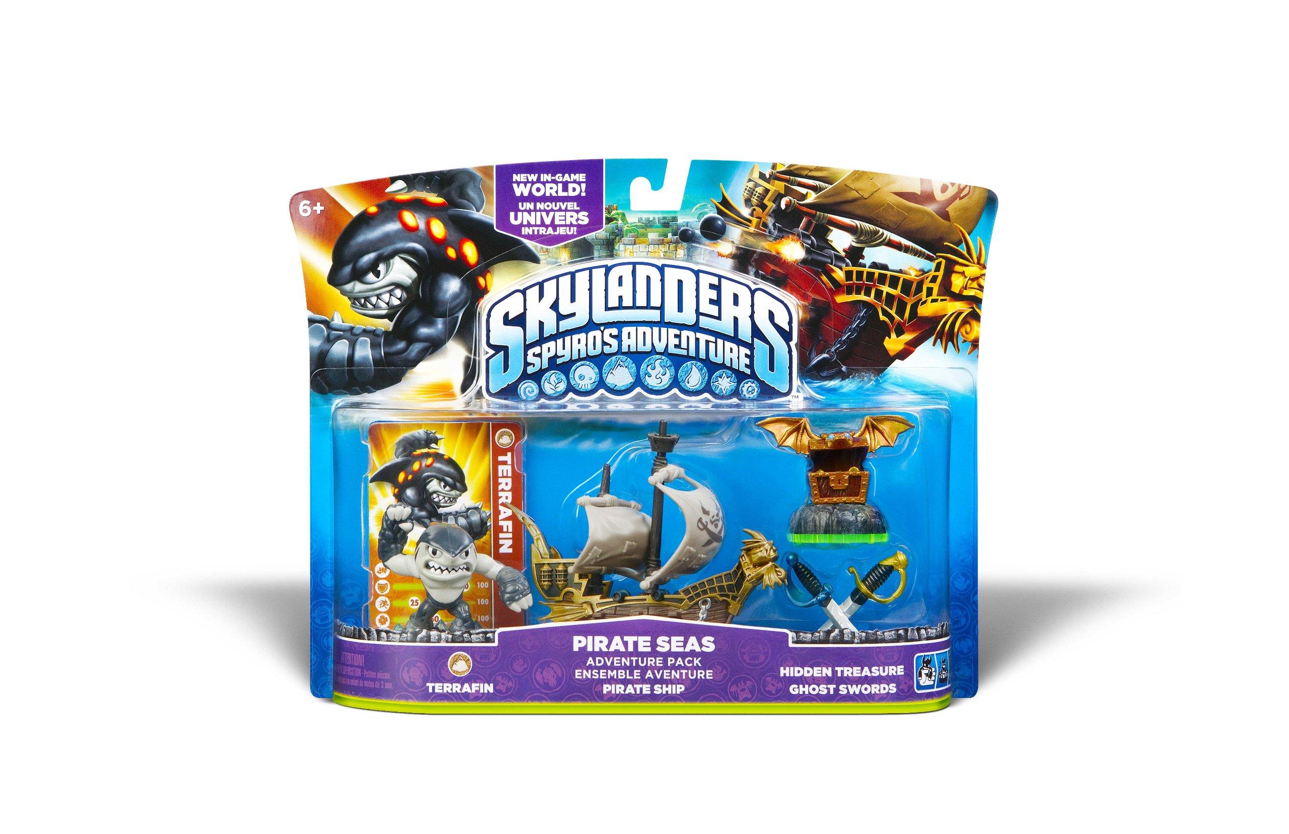 Skylanders Spyro's Adventure Pack - Pirate Seas