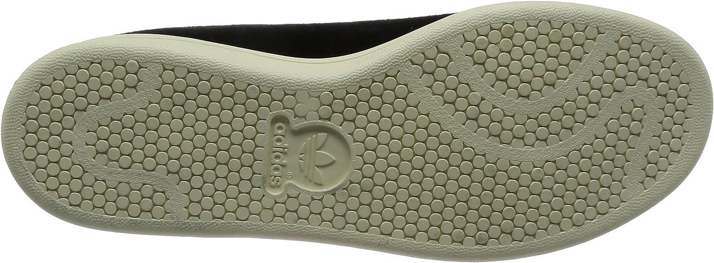Adidas Herren Stan Smith Fitnessschuhe Schwarz Core Black