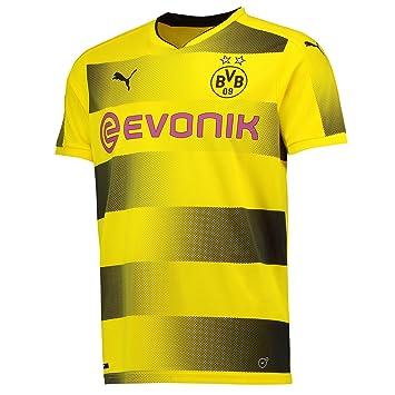 maillot football football homme puma bvb home replica shirt 2016