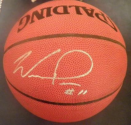 Wesley Person Signed Nba I O Basketball Suns Cavaliers