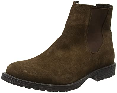 Brown 'Harrogate' ankle boots fashionable cheap price iSCzbt