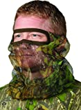 Hunter's Specialties Inc. Mossy Oak Obsession 3/4 Face Mask, One Size Fits Most
