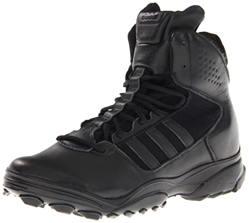 adidas Performance Men's GSG-9.7 Tactical Boot,Black/Black/Black,4