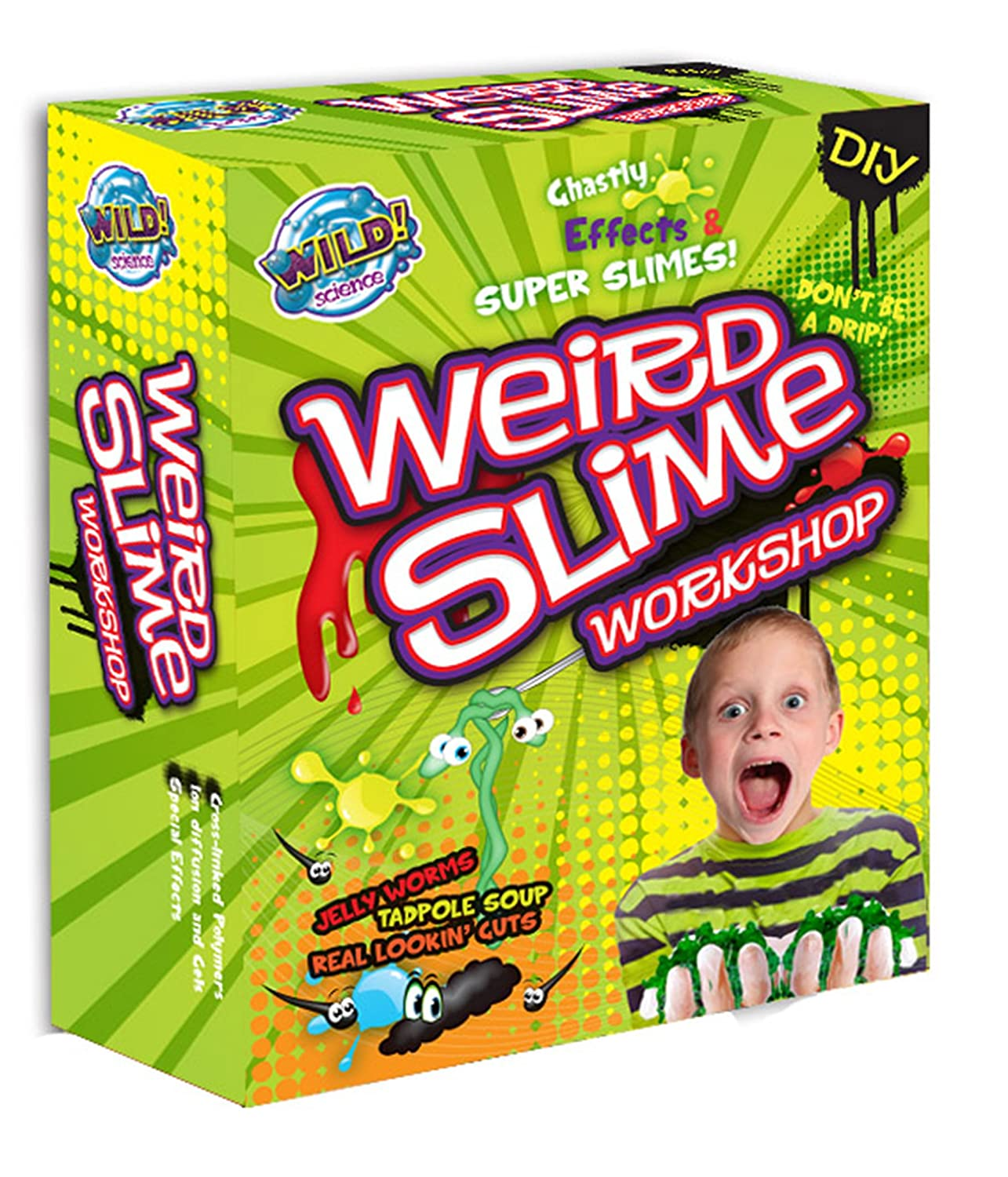 Wild Science Weird Slime Laboratory Amazon Toys & Games