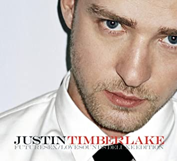Justin timberlake future sex love sounds cd cover