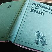 Agenda Blackie Books 2016: Cuida tu tiempo: Amazon.es ...