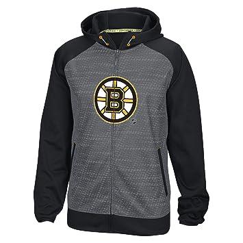6cd87e67bc833 Boston Bruins TNT Full-Zip Jacket, Jackets - Amazon Canada