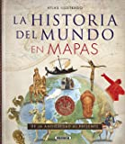 Atlas histórico mundial (Atlas Akal): Amazon.es: Manfred