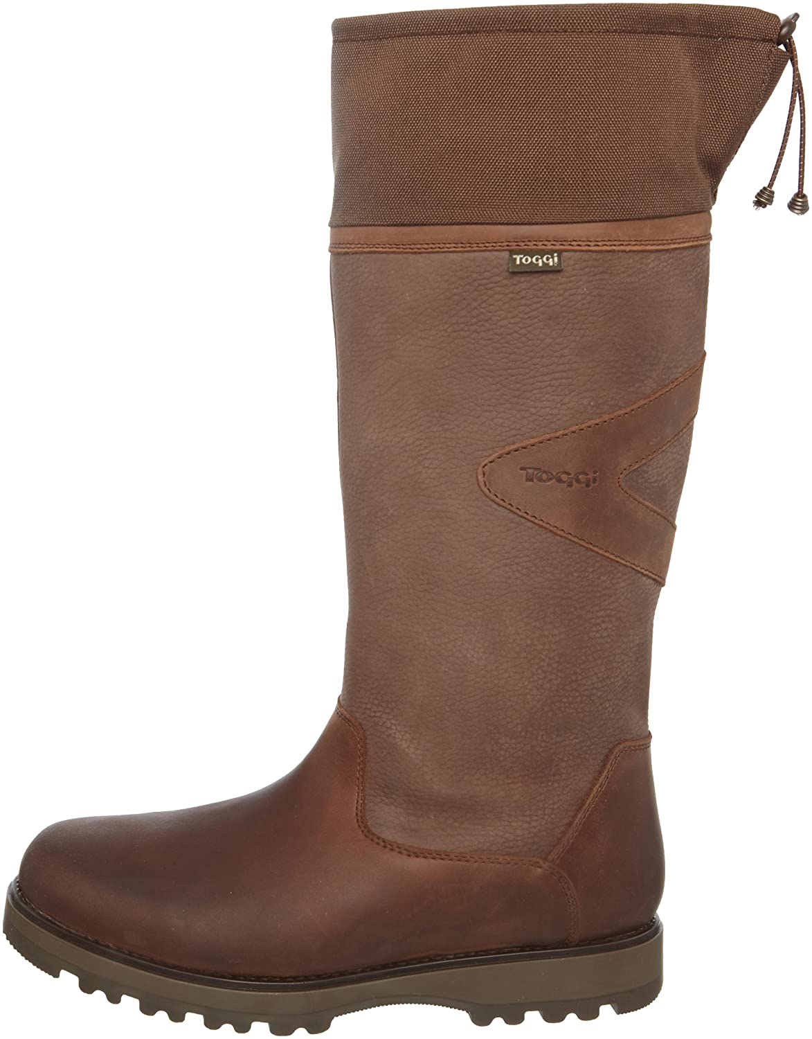 TOGGI Columbus Unisex-Adults' Wellington Boot- Dark Copper Cheap Visit New Deals Looking For Sale Online Cheap Sale Real Latest Collections Cheap Online hpziC1RnY