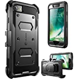iPhone 7 Case, [Armorbox] i-Blason built in [Screen Protector] [Full body] [Heavy Duty Protection ] Shock Reduction / Bumper Case for Apple iPhone 7 2016 Release