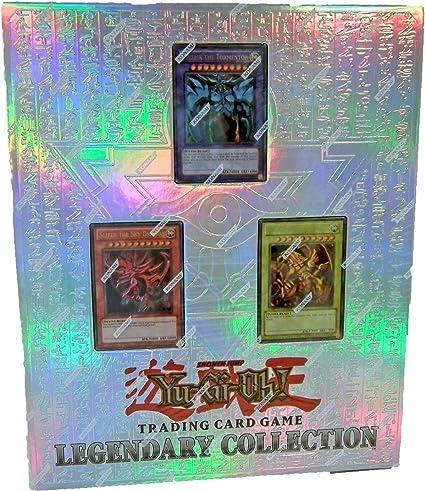 amazon com konami yu gi oh legendary collection 10th anniversary