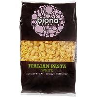 Biona Organic White Maccaroni, 500 g
