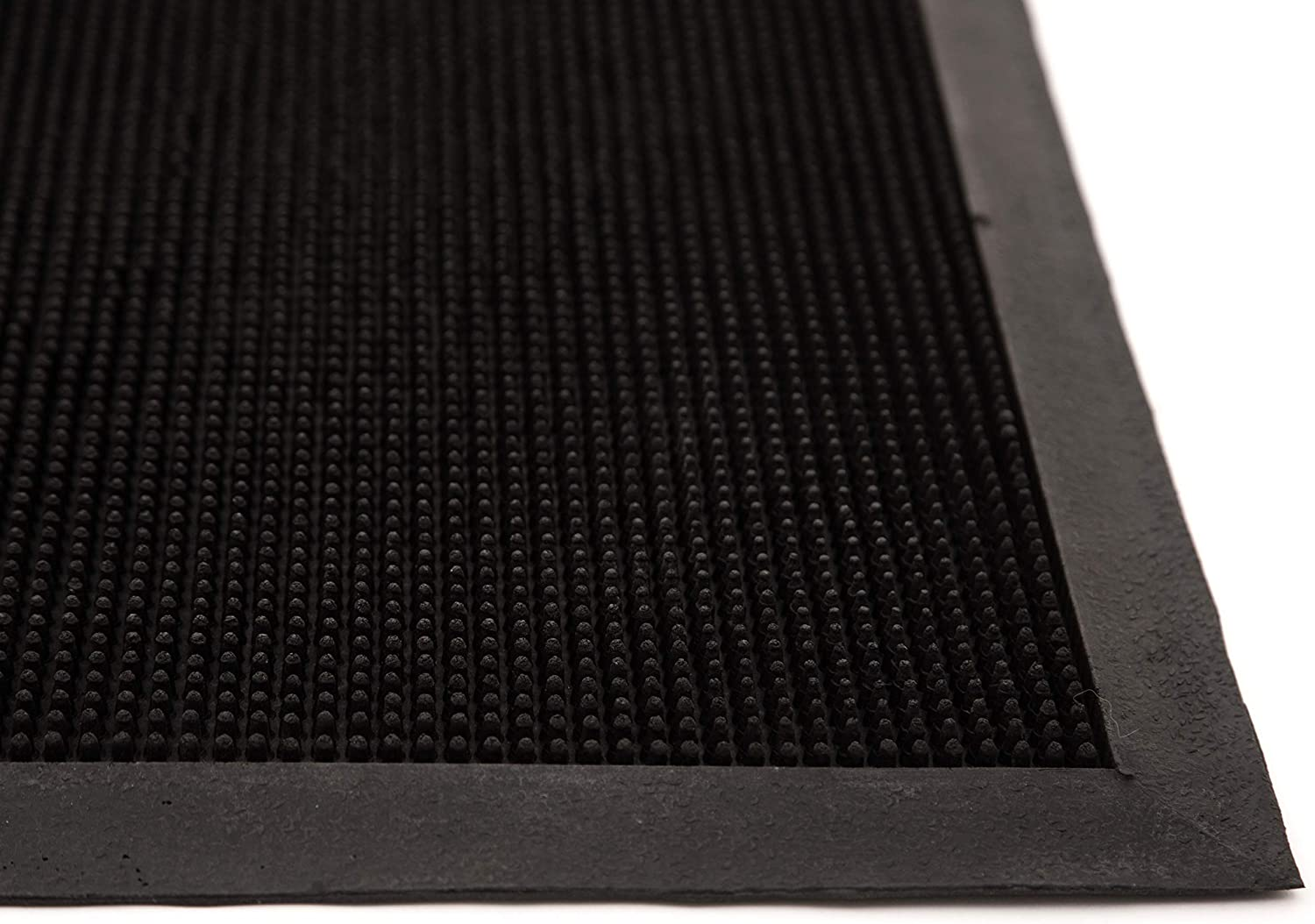 Incstores Bristle Mat 3 X5 Outdoor Indoor Rubber Entrance Mat For Businesses Hallways Schools General Purpose Utility Amazon Ca Home Kitchen