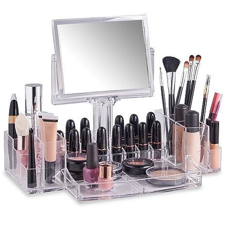Amazon com  Beautify Acrylic Luxury Cosmetic Makeup Holder and. Make Up Holder  Best 25 Makeup Holder Ideas On Pinterest Ikea Teen