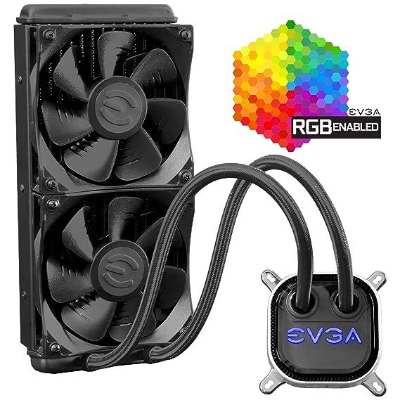 Amazon.com: EVGA CLC 120 CL11 Enfriador de CPU líquido/de ...