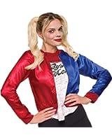 Rubie's Women's Suicide Squad Harley Quinn Costume Kit
