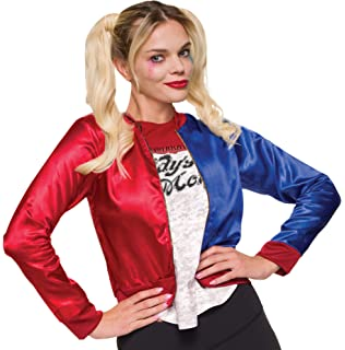 Amazon.com: Rubies Costume Co Womens Suicide Squad Deluxe ...