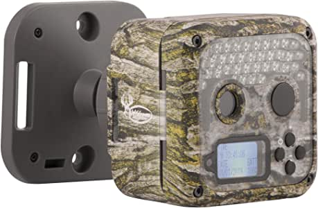 Wildgame Innovations Shadow Micro Cam 16 Megapixel Infrared Trubark Camo Trail Camera