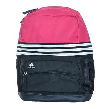 Adidas Kids AC3610/AC3611 - Mochila para niños (varios colores disponibles), infantil, negro y rosa, extra-small: Amazon.es: Deportes y aire libre