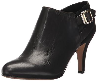 Vince Camuto Women's Vayda Ankle Boot, Black, 10 Medium US