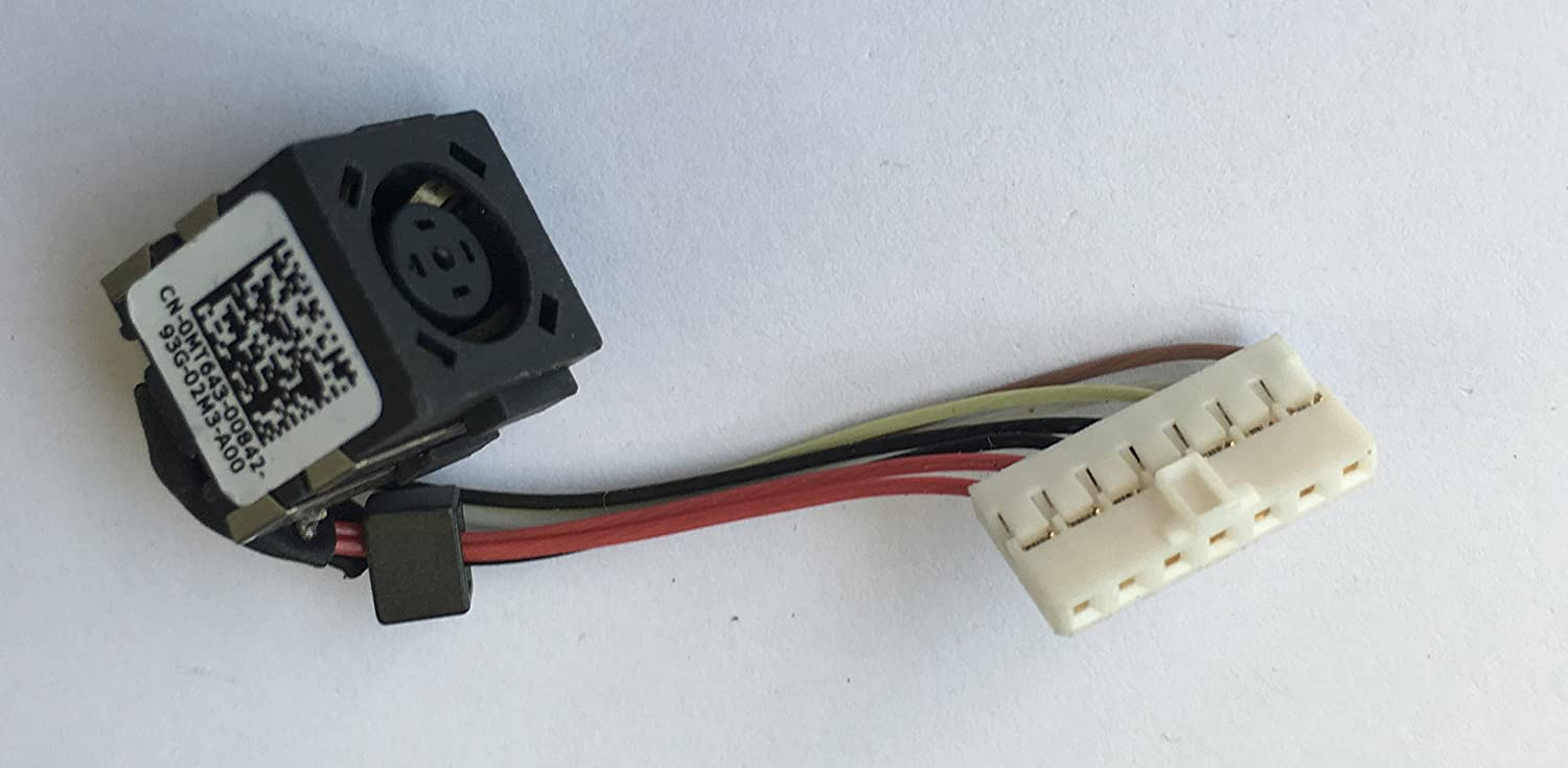 ORIGINAL NEW DC POWER JACK HARNESS CABLE FOR Lenovo HIGH-TEK Series F15M KW2