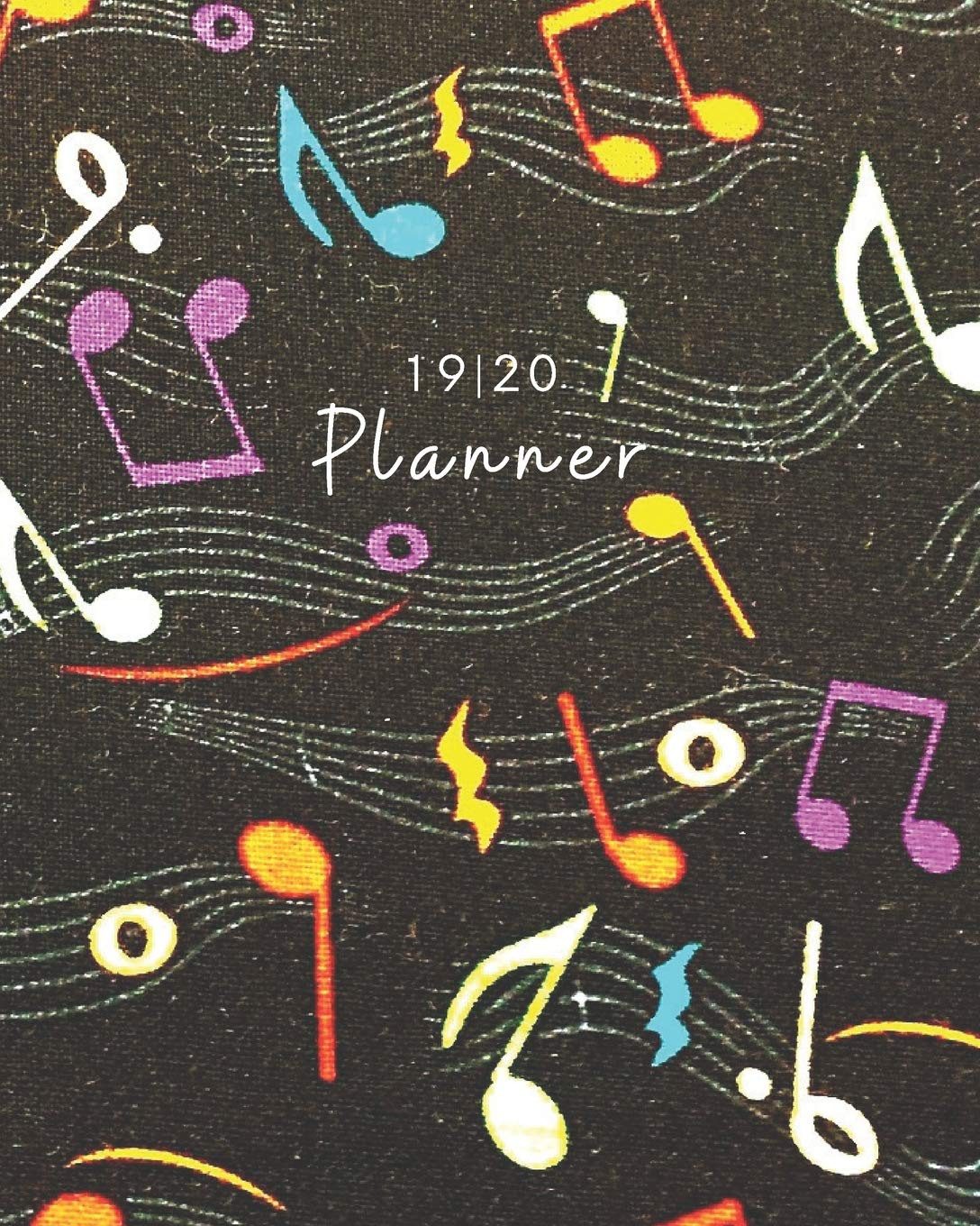 Amazon.com: 19/20 Planner: Weekly and Monthly Academic ...