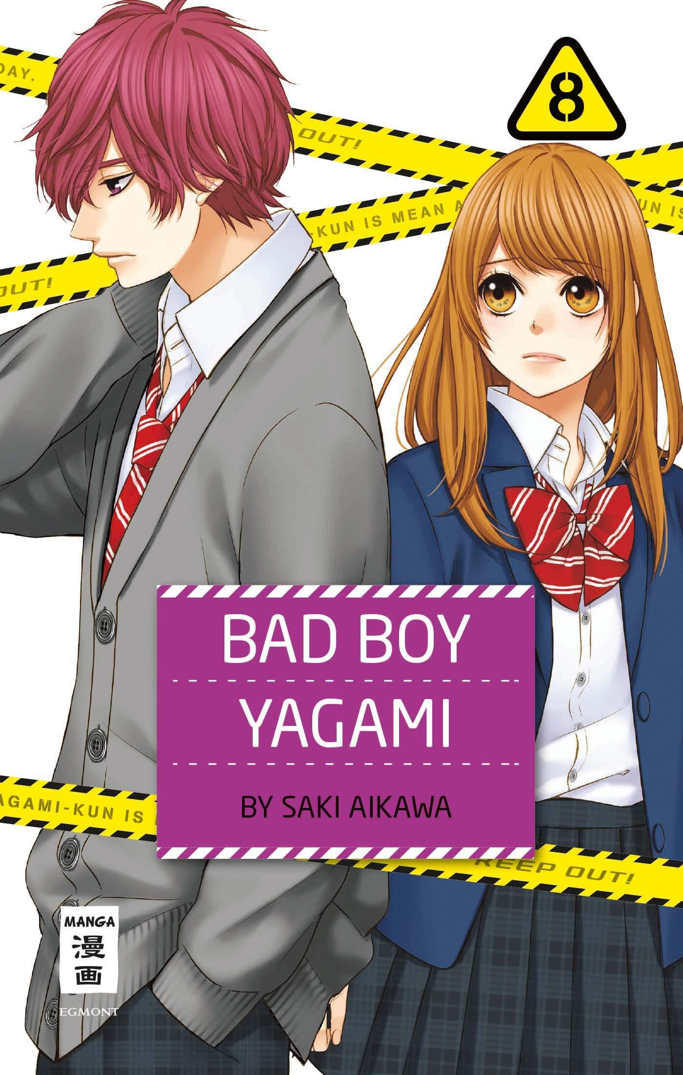 Bad Boy Yagami 08
